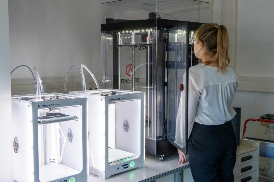 Wie der 3D-Druck die Industrie verändert